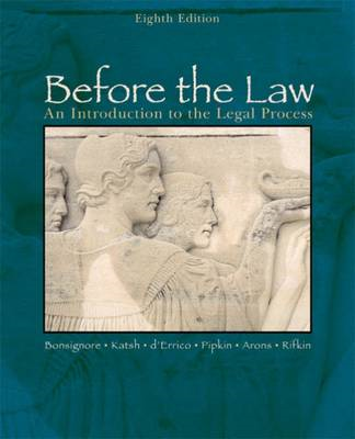 Before the Law (BOK)