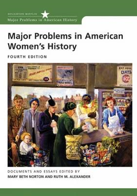 Major Problems in American Women's History (BOK)