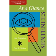 At a Glance: Sentences (BOK)