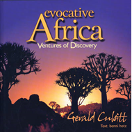 Evocative Africa: Ventures of Discovery (BOK)