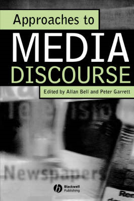 Approaches to Media Discourse (BOK)