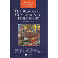 Blackwell Companion to Philosophy (BOK)