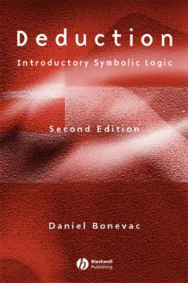 Deduction: Introductory Symbolic Logic (BOK)