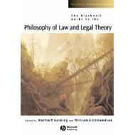 Blackwell Guide to the Philosophy of Law and Legal Theory (BOK)