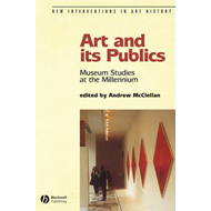Art and Its Publics (BOK)