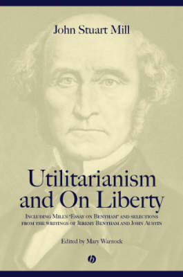 Utilitarianism and On Liberty (BOK)