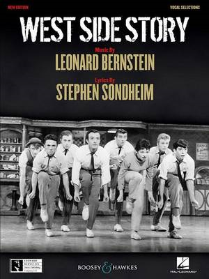 West Side Story Edition: Vocal Selections (BOK)