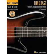 Hal Leonard Bass Method: Funk Bass (BOK)