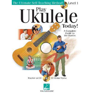 Play Ukulele Today! Level 1: A Complete Guide to the Basics (BOK)