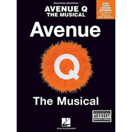 Avenue Q: The Musical (Piano/Vocal Selections) (BOK)