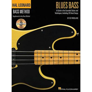 Blues Bass: A Guide to the Essential Styles and Techniques, Including 20 Great Songs (BOK)