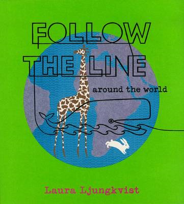 Follow the Line Around the World (BOK)