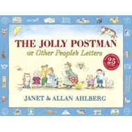 Jolly Postman or Other People's Letters (BOK)