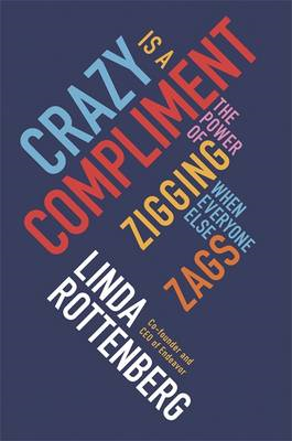 Crazy is a Compliment (BOK)