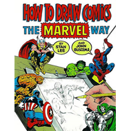 How to Draw Comics Marvel Way (BOK)