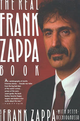 The Real Frank Zappa Book (BOK)