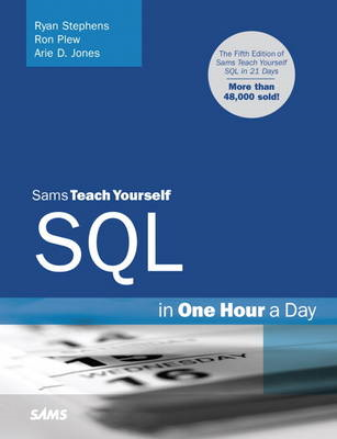 Sams Teach Yourself SQL in One Hour a Day (BOK)
