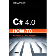 C# 4.0 How-to (BOK)
