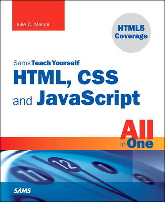 Sams Teach Yourself HTML, CSS, and JavaScript All in One (BOK)