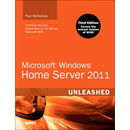 Microsoft Windows Home Server 2011 Unleashed (BOK)