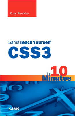Sams Teach Yourself CSS3 in 10 Minutes (BOK)