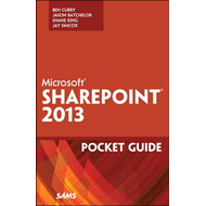 Microsoft SharePoint 2013 Pocket Guide (BOK)