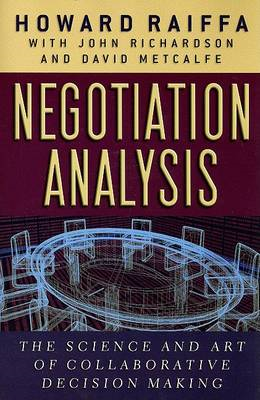 Negotiation Analysis (BOK)