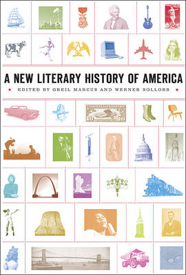 A New Literary History of America (BOK)