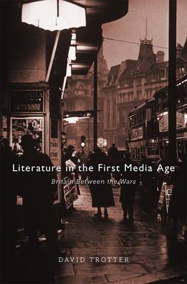 Literature in the First Media Age (BOK)