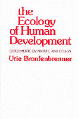 Ecology of Human Development (BOK)