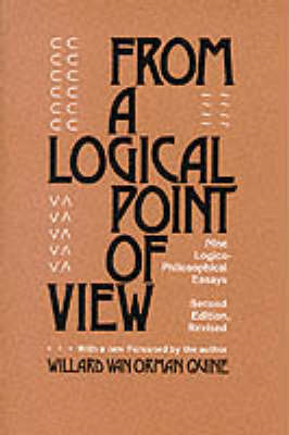 From a Logical Point of View (BOK)