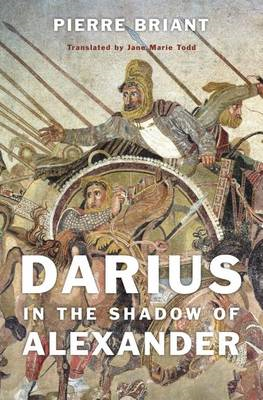 Darius in the Shadow of Alexander (BOK)