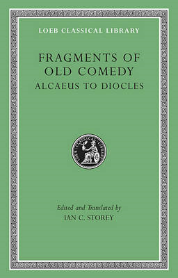 Fragments of Old Comedy (BOK)