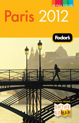 Fodor's Paris 2012 (BOK)