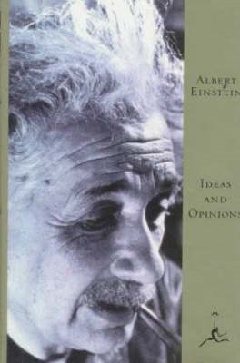 Ideas and Opinions (BOK)