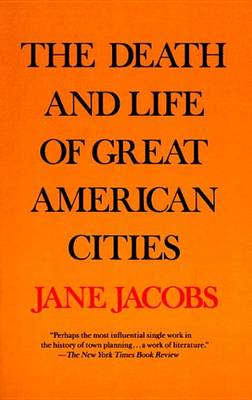 Death and Life of Great American Cities (BOK)