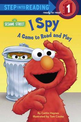 I Spy: A Game to Read and  Play (BOK)