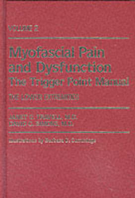 Myofascial Pain and Dysfunction: The Trigger Point Manual (BOK)