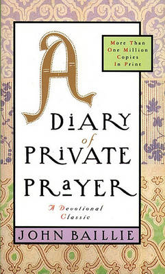 A Diary of Private Prayer (BOK)