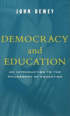 Democracy and Education (BOK)