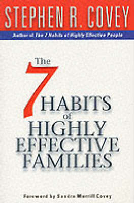 7 Habits Of Highly Effective Families (BOK)