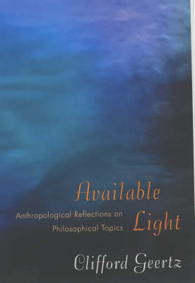 Available Light (BOK)