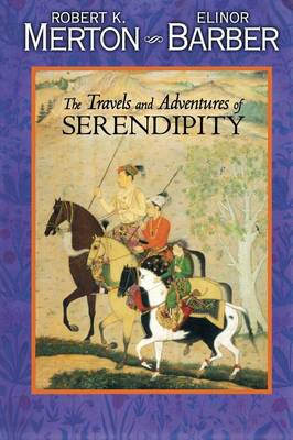 Travels and Adventures of Serendipity (BOK)