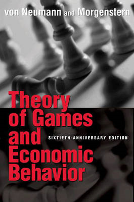 Theory of Games and Economic Behavior (BOK)