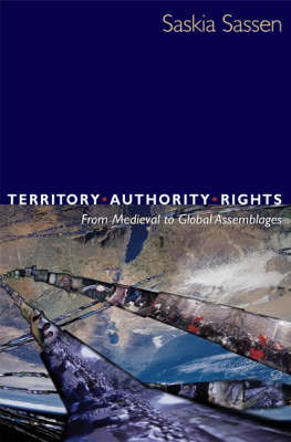 Territory, Authority, Rights (BOK)