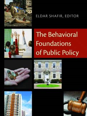 Behavioral Foundations of Public Policy (BOK)