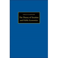 Theory of Taxation and Public Economics (BOK)