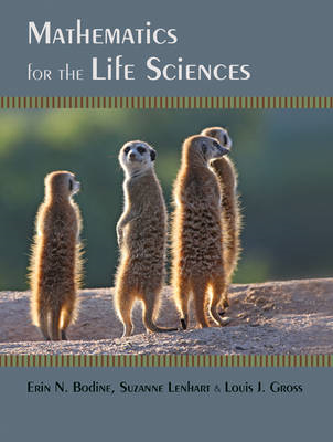 Mathematics for the Life Sciences (BOK)