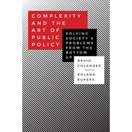 Complexity and the Art of Public Policy (BOK)