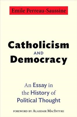 Catholicism and Democracy (BOK)